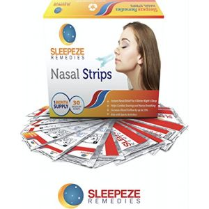 Sleepeze Remedies® Nasenstrips